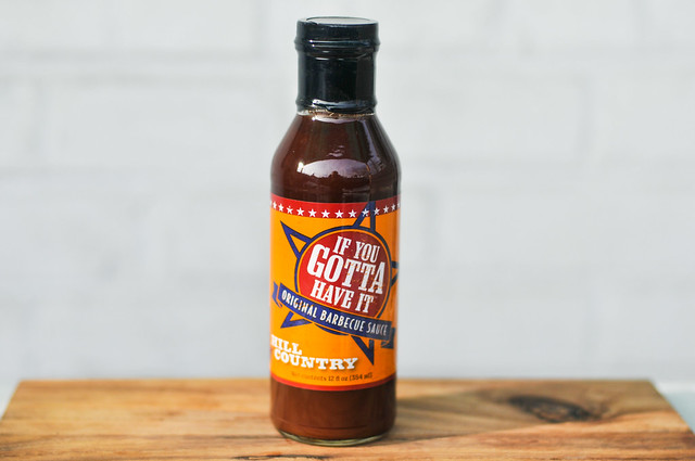 Hill Country If Your Gotta Have It Barbecue Sauce