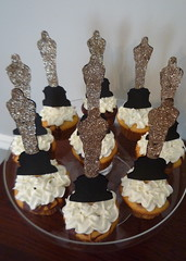 Oscar Cupcake Toppers