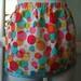 Girl's skirt made for Tom's school auction