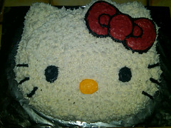 Hello Kitty by Margo