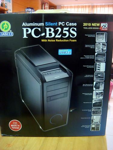 聯力 PC-B25s 靜音機殼