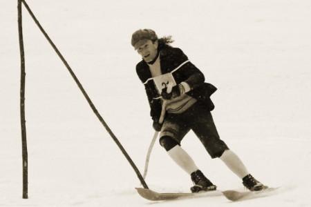1. mistrovství ČR v historickém lyžování