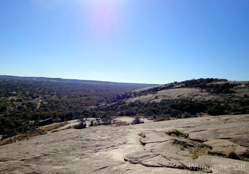 Texas view