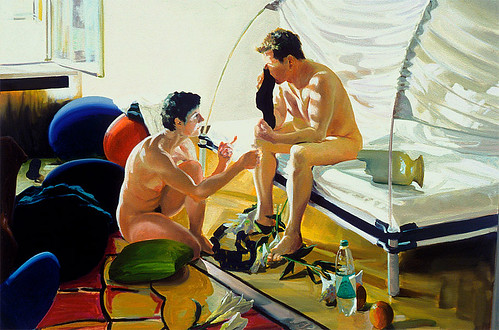 bedroom scene 7 after the tantrum