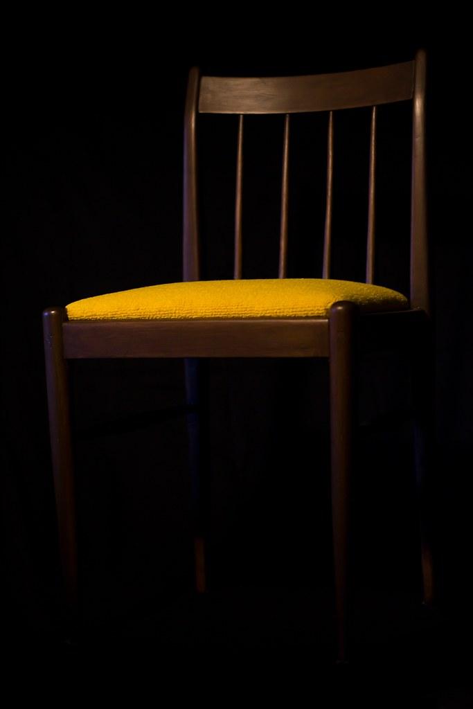 La silla de la abuela