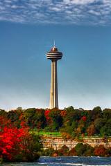 Niagara Falls - Canada - Skylon Tower (Daniel Mennerich) Tags: canon dslr eos hdr hdri spiegelreflexkamera slr canada kanada
