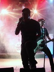 David Easlick and Evan Foley (Backstage VIPs Magazine) Tags: evan music david tampa back concert florida live stage lounge gainesville josephine fl backstage tonight foley 21811 ntj easlick