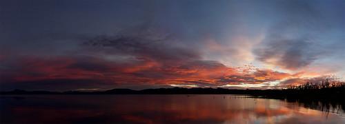 Tierra del Fuego - Lago Yehuin