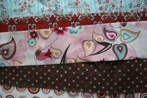 Fabrics for rug