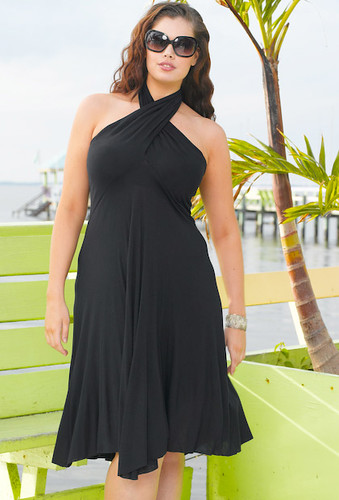 7d34a01bc62 Convertible St. Lucia Plus Size Dress by Beach Belle