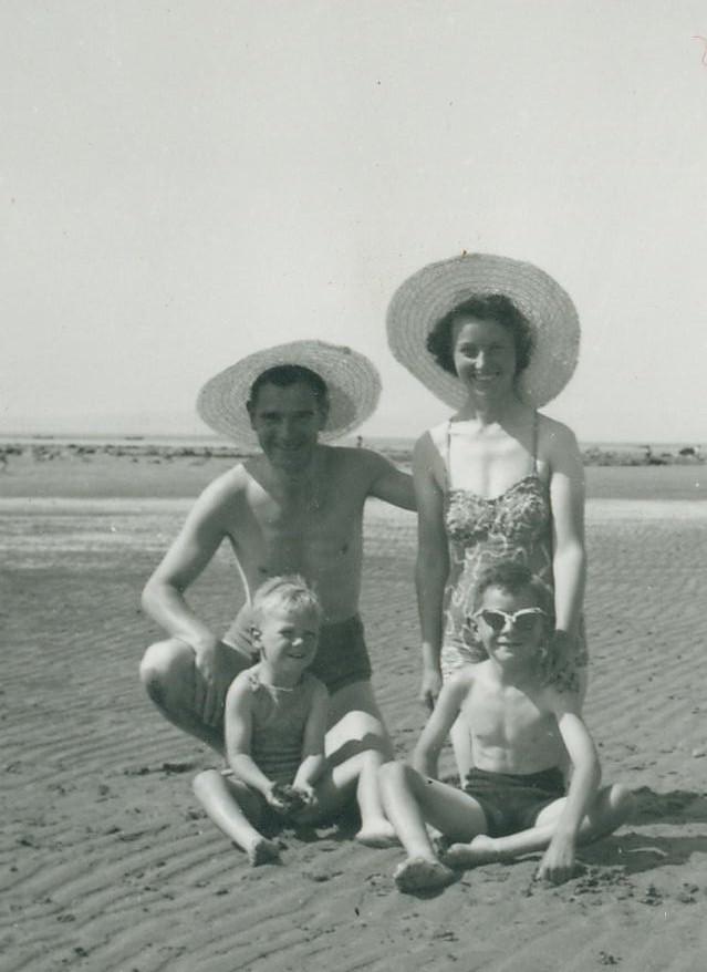 Douglas Haig McCreath and Jenny McCreath 1952