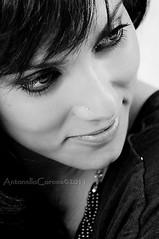 Fabiola 2 (Anto.C) Tags: portrait blackandwhite ritratto biancoenero