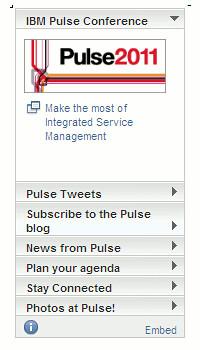 pulse 2011 widget