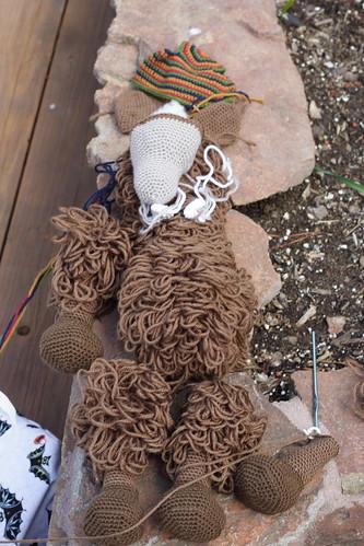 Llama Pieces