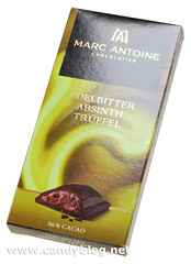 Mark Antoine Chocolatier Edelbitter Absinth Truffle