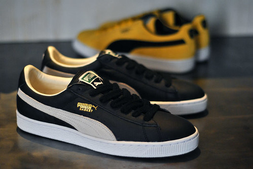 basket suede puma sneakers