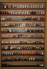 Star Wars Minifigures Collection Update (February 21) (Legoholik) Tags: storm trooper star yoda lego princess collection knights darth r2d2 jedi boba wars vader clone fortuna chewbacca leia c3po jango watto fett obiwan kenobi minifigures
