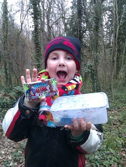 Joeys 2nd geocache