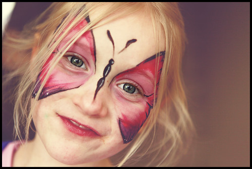 face paint fun by by carolyn margaret