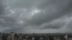 Storm coming. (Alceu Bap) Tags: storm rain clouds timelapse chuva tempestade intervalometro