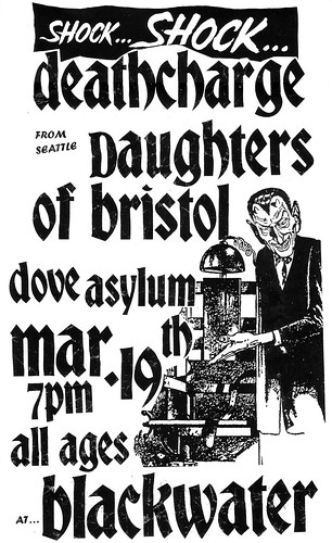 3/19/11 Deathcharge/DaughtersOfBristol/DoveAsylum