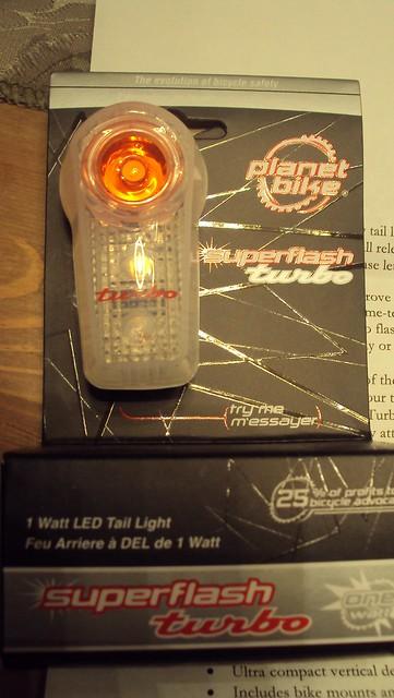Planet Bike Super Flash Turbo