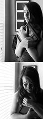 49/365 (Aimee Barker (aimsphotography)) Tags: winter portrait white black girl photoshop self canon memories picture aimee 365 february barker heartbroken 2011 aimsphotography