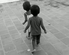 i want to follow ur footsteps ! ! ! (ilakiya) Tags: kids sanjay dec20