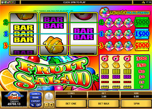 Fruit Salad slot game online review