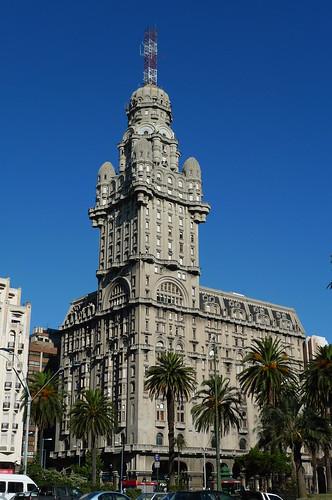 Palacio Salvo - Montevideo, Uruguay