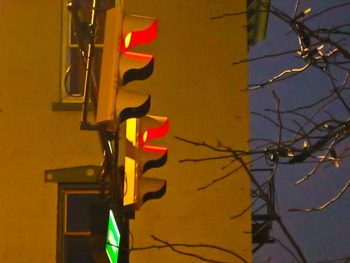 nightshot stop lights