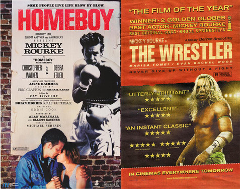 Homeboy vs. The Wrestler 2
