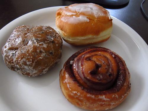 Munchers Doughnuts