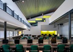Computer Centre Interior