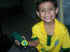 Nathanael's Brazilian Car