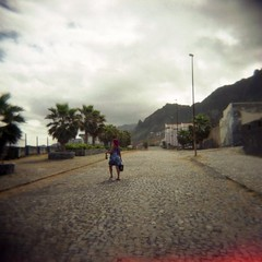 In the streets of Ponta do Sol. (azurblue) Tags: verde sol island cabo do saudade porta cape sao antao
