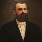 "<b>Jacob D. Jacobsen</b><br/> Herbjorn Gausta (oil, 1882) LFAC #036<a href=""http://farm6.static.flickr.com/5092/5490180441_d02e455ef6_o.jpg"" title=""High res"">∝</a>"