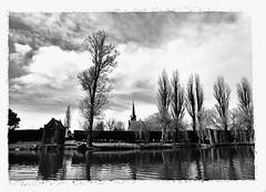 Uitgeest Binnenmeer (Guido Havelaar) Tags: bw schwarzweiss pretoebranco noirblanc uitgeest 黑白色 neroeblanco чорныбелы ブラックホワイト