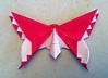 Origami Alexander Aztec Swallowtail Butterfly