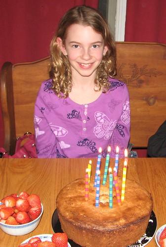 Petal Rose is 10