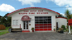 1957 Waipu Fire Station