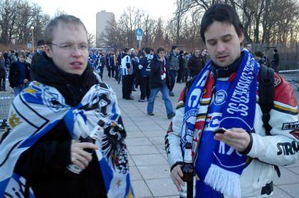 Hertha BSC - FSV Frankfurt, 04.03.2011 - 1