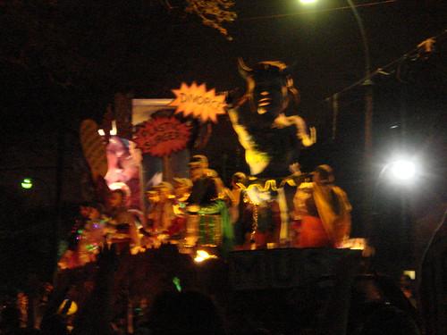 Krewe D'Etat 2011