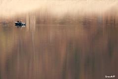 Lago di Corlo (ivack@) Tags: bridge italy parco lake nature water rock canon reflections landscape lago fishing mural barca sigma natura ponte di roccia acqua murales riflessi rocca paesaggio belluno dolomiti pescatore veneto diga delle arsie corlo parcodelledolomitibellunesi bellunesi ivack lagodiarsie arsi lagodicorlo digadicorlo