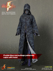 Jill Valentine Action Figure - Hot Toys