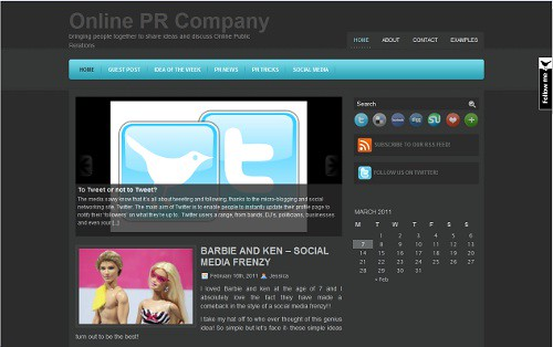 Online Pr Company