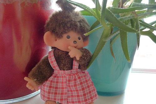 Do you remember Monchhichi from the 80s?