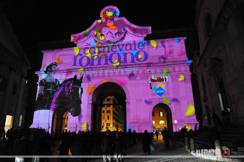 Carnevale Romano: gran finale