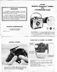 Spartus Vanguard Manual 1