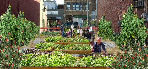 vision for Cherokee Street Garden, St. Louis (via Cherokee Street News)
